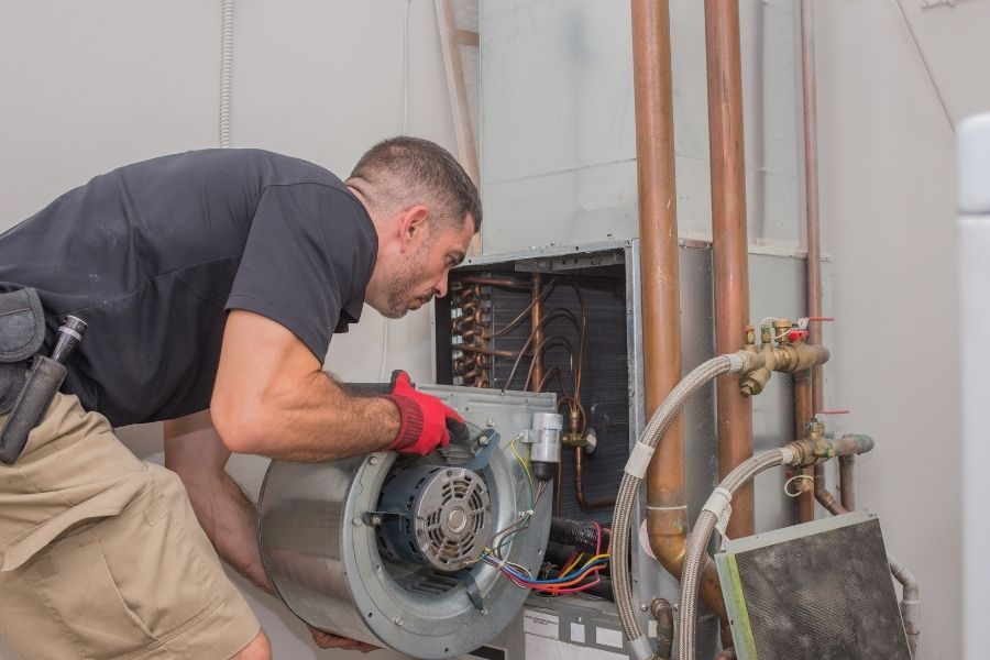 Don't you think it's time to call the attention of an HVAC repair technician