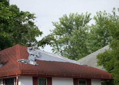 How to Make a Temporary Emergency Roof Repair to Protect Your Home