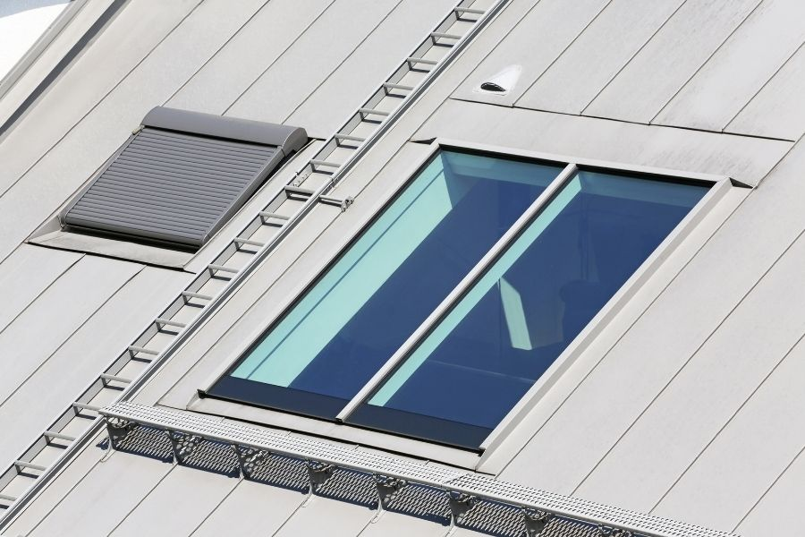 Improper Installation of the Skylight or Surrounding Seals
