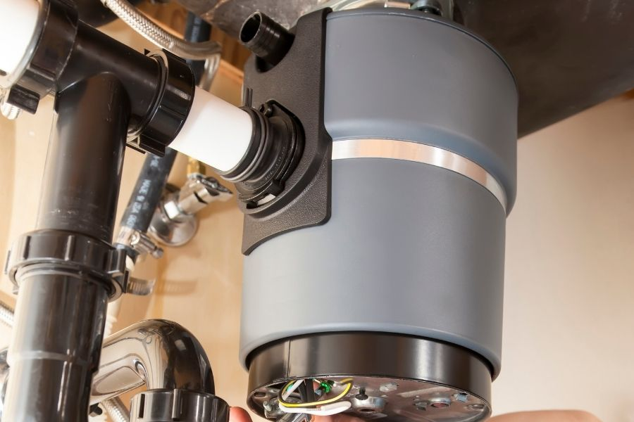 Removing Your Old Garbage Disposal