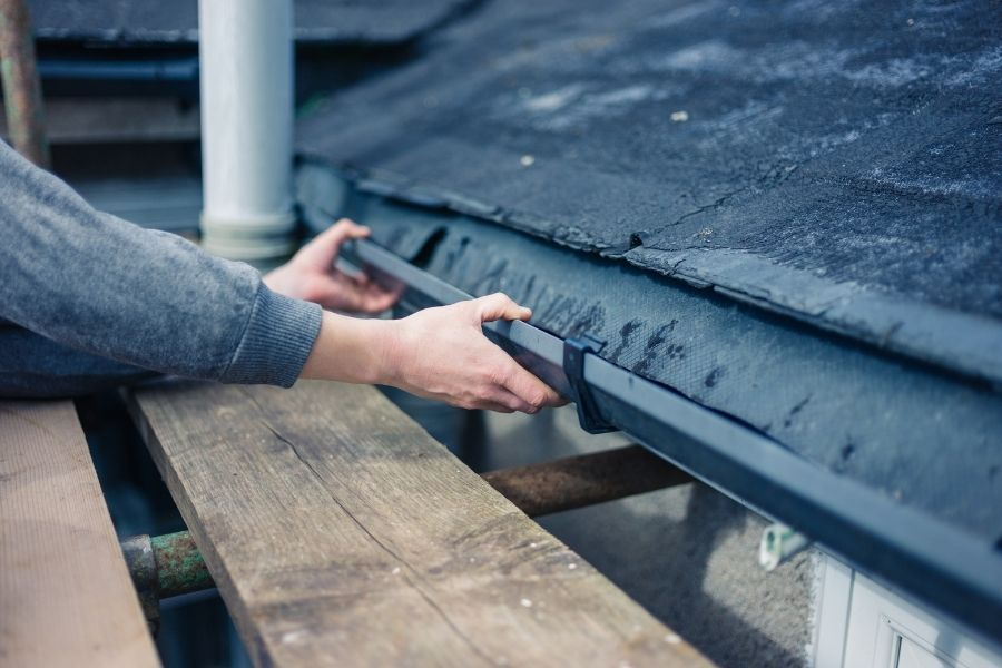 Your Gutters Help Your Roof