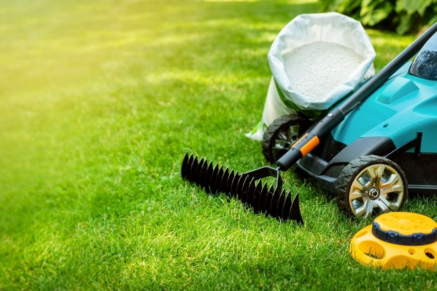 Defining Landscaping